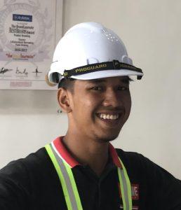 Crew Teknikal - Aidil Helmi